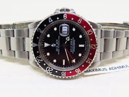 ROLEX GMT MASTER II COKE - ROLEX 16710 - SERIAL T 1995 - MINTS CONDITION