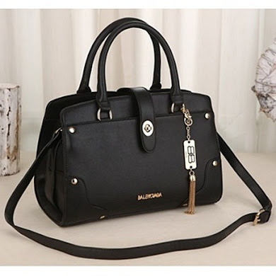 BALENCIAGA BAG - BLACK