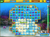 لعبة السمكة FISHDOM: FROSTY SPLASH