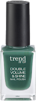 Preview: Die neue dm-Marke trend IT UP - Double Volume & Shine Nail Polish 210 - www.annitschkasblog.de