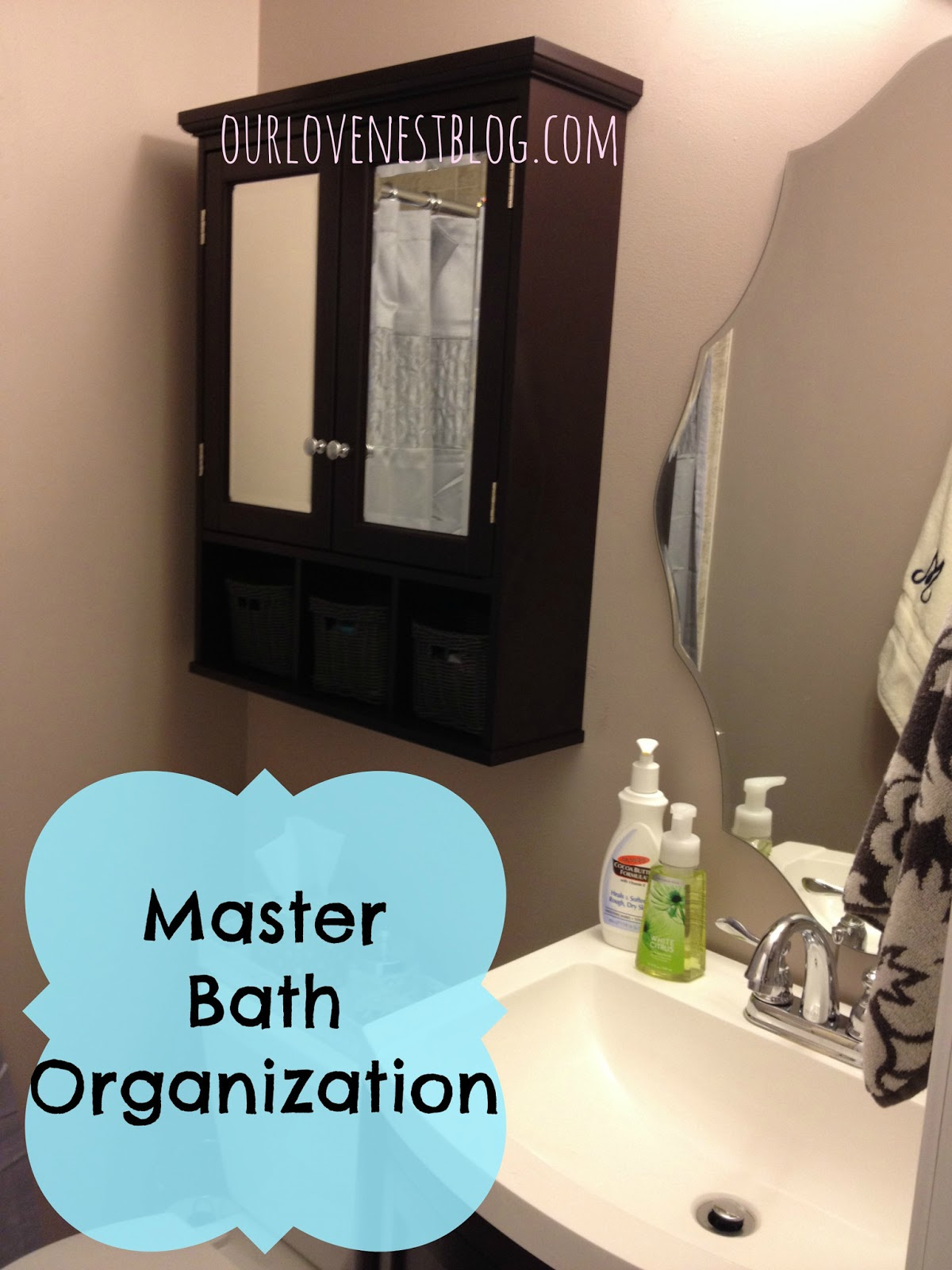 Our Love Nest: Organize Your Space :: A Linkup with Double the Fun ...