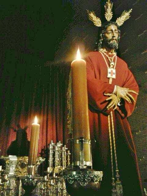 Vía Crucis del Señor Cautivo y Rescatado del Polígono de San Pablo 2014