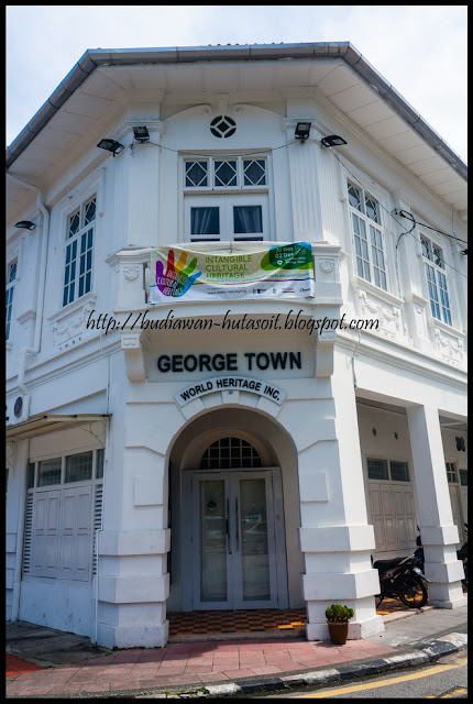 Gedung George Town World Herritage Inc Penang