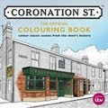 NEW! Official Corrie colouring book