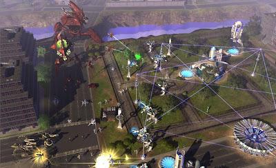 Universe at War: Earth Assault Screenshots 2