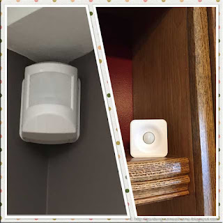 Ecolink and PEQ (Centralite) motion sensors