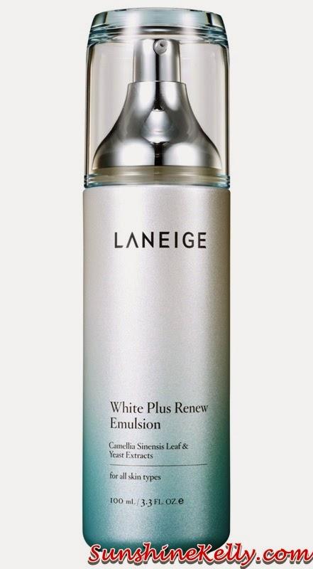 New Laneige White Plus Renew Range, laneige, Laneige White Plus Renew, emulsion, korean skincare, korean beauty