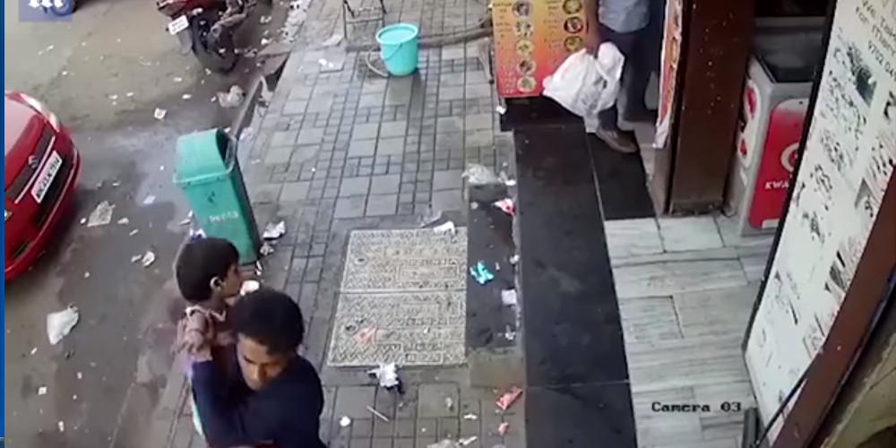 Απαγωγή κοριτσιού κάτω από τη μύτη του πατέρα της στην Ινδία