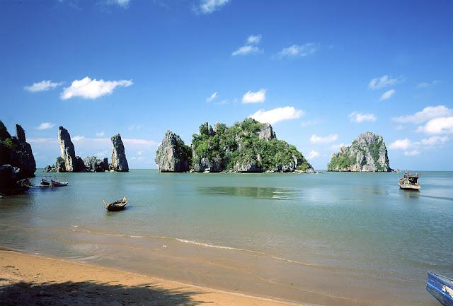 Ha Giang - Kien Giang - Vietnam