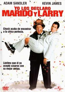 Ver Yo los declaro marido y Larry (2007) Gratis Online