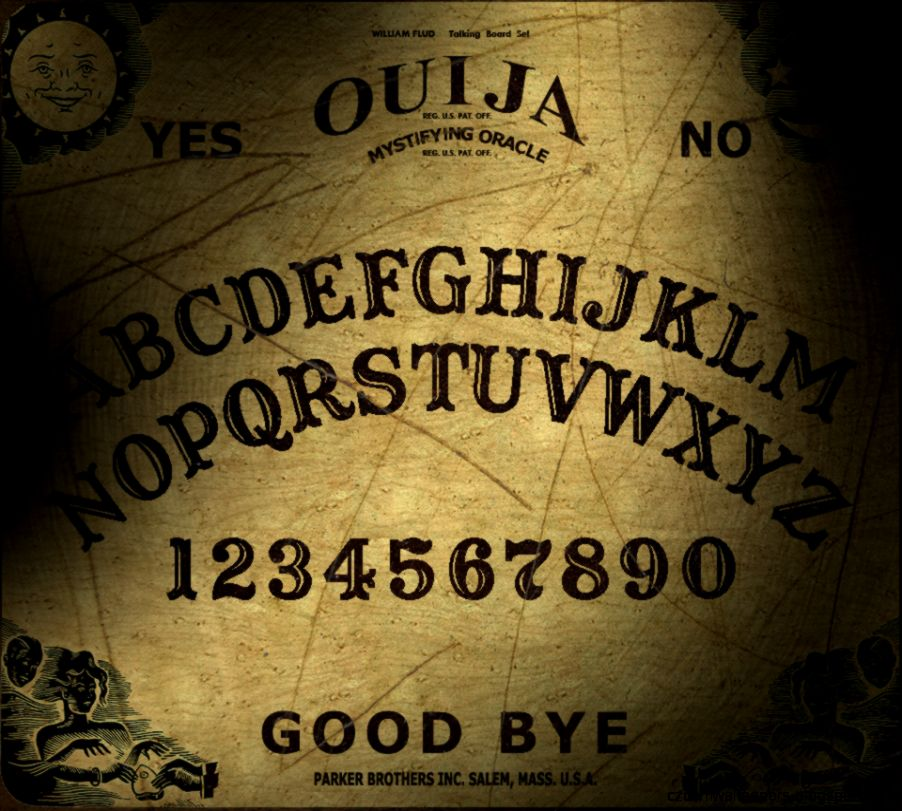 Photo Ouija in the album Abstract Wallpapers by Dillznit