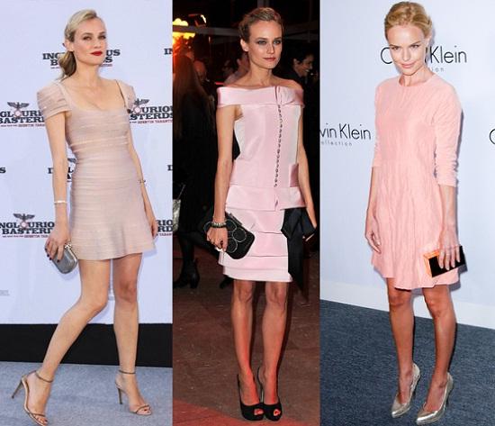 Combinar ropa y complementos de color rosa tattoo design - Color rosa palo ...