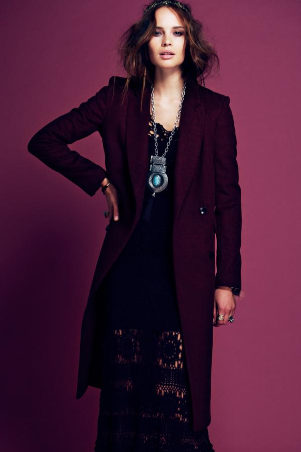 'Gypsy Queen' Free People Lookbook September 2012
