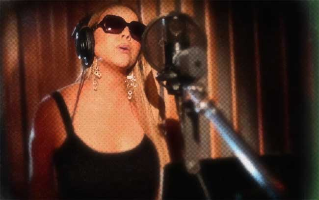 Mariah Carey Hermosa music video still