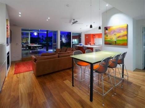 Modern Penthouse Interior Design Pics