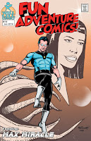 Max Miracle, Sci-Fi Superhero!