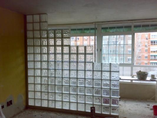 Como colocar ladrillos de vidrio o paves bricolaje f cil - Como colocar ladrillos de vidrio ...