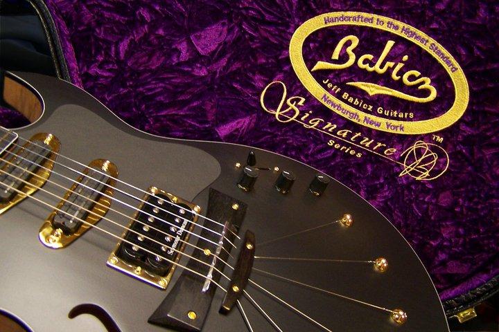 Babicz Electric Custom Handmade Guitar by Jeff Babicz - Guitar Chords And Tabs : New Nepali ...