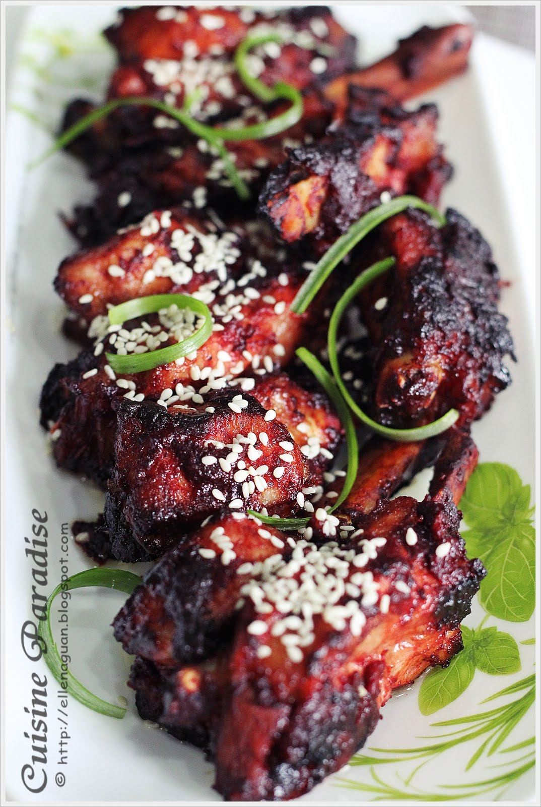Baked spare ribs with red wine lees recipe recipes baked spare ribs with red wine lees forumfinder Choice Image