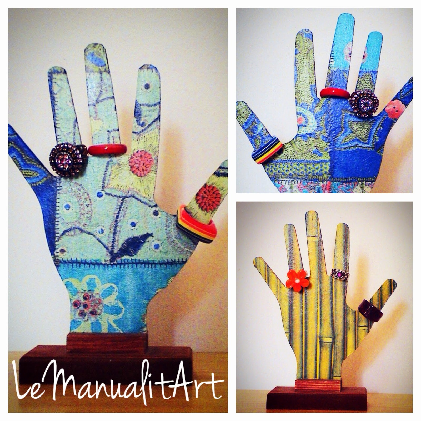 LeManualitArt DIY: decoupage