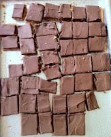 gluten-free chocolate bar cookies