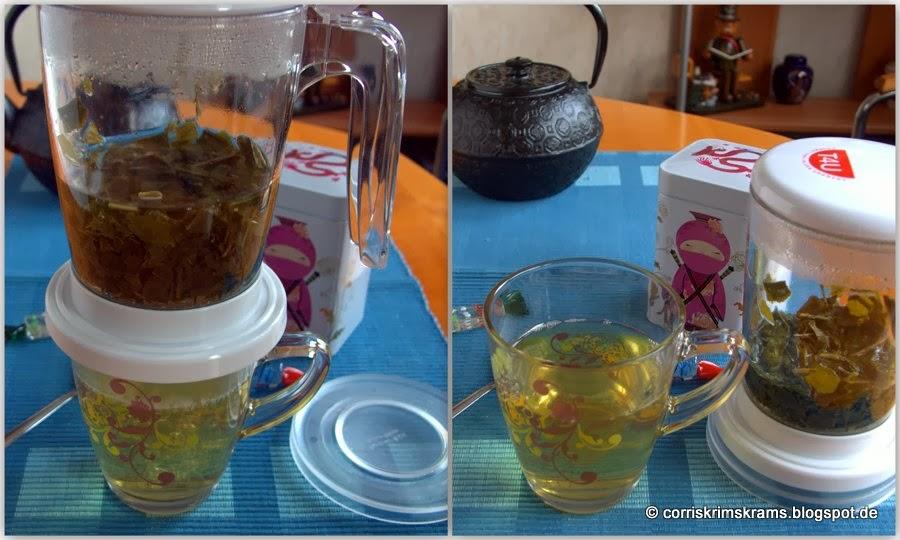 Tee, Teamaker, Shennong, Teezubereiter, Teekann