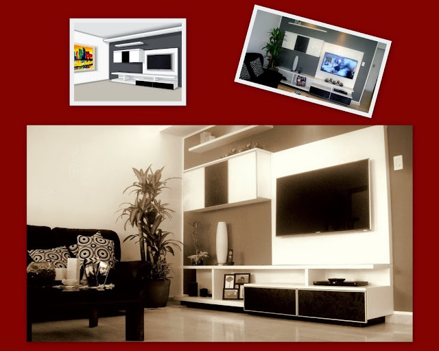 Imagenes de muebles de tv for Cocinas armables
