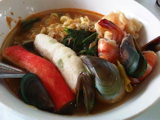 mienampol seafood bogor