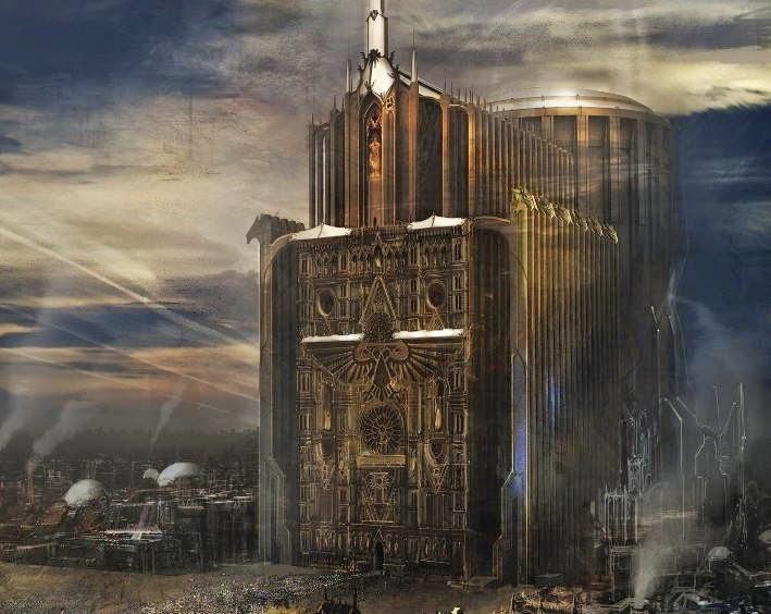 catedral del dolor