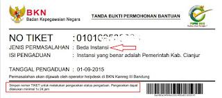 """Mengatasi """"Maaf Instansi Anda Belum Membuka Pendaftaran"""" pada ePUPNS 2015"""