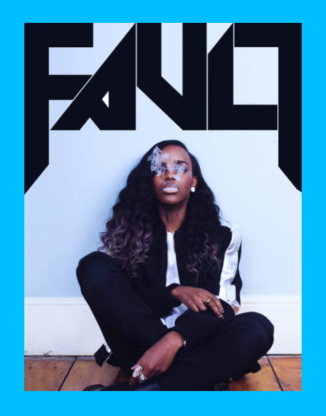 Angel Haze by Miles Holder for Fault Magazine