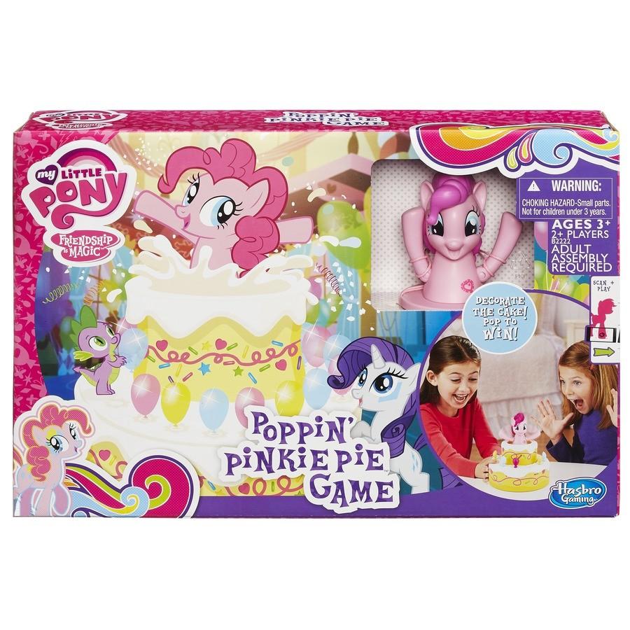 MLP Poppin Pinkie Pie Game