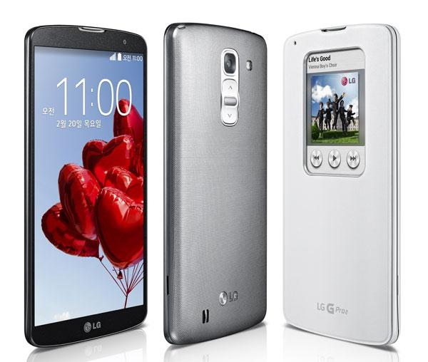 Update Android 5.0 Lollipop Datangi LG G Pro 2