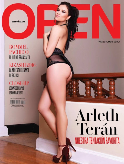 Arleth Terán Open México Febrero 2016