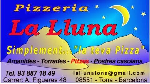 LA LLUNA Pizzeria  - Tona
