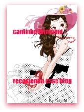 Selinho da amiga blogueira