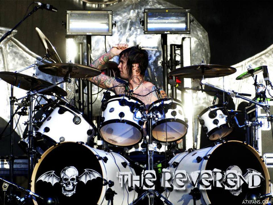 The Rev Drumming Wallpaper gt Koleksi Foto The Rev Drum