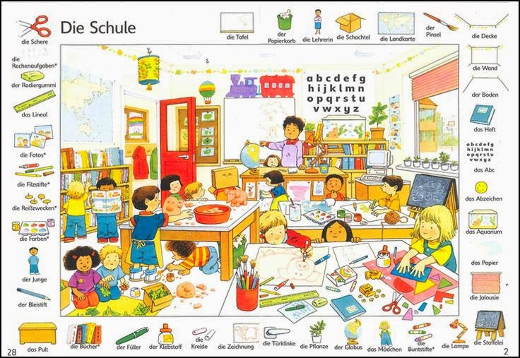 die schule german for all deutsch f r alle. Black Bedroom Furniture Sets. Home Design Ideas