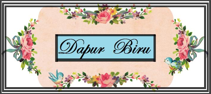 ~~DAPUR BIRU~~