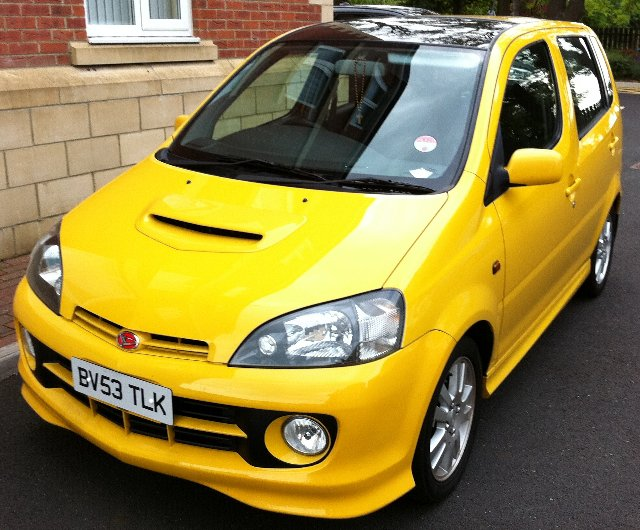 Daihatsu Yrv Turbo 130 Review Cars Gallery