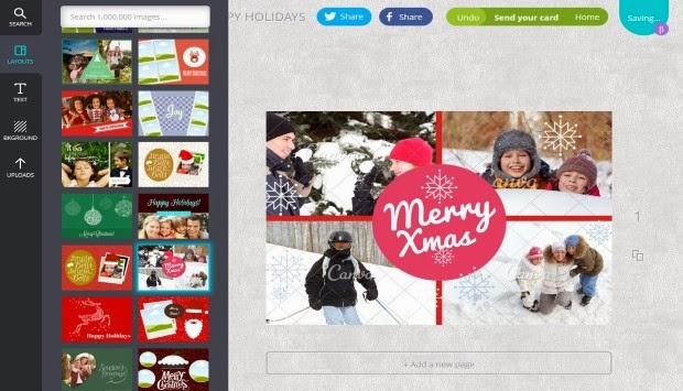 Come Creare Biglietti Di Natale.Al Tamburo Riparato Come Creare Biglietti D Auguri E Cartoline Di