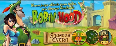 Tragamonedas Robin Hood