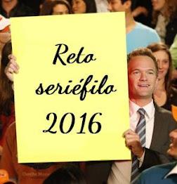 Reto seriéfilo 2016