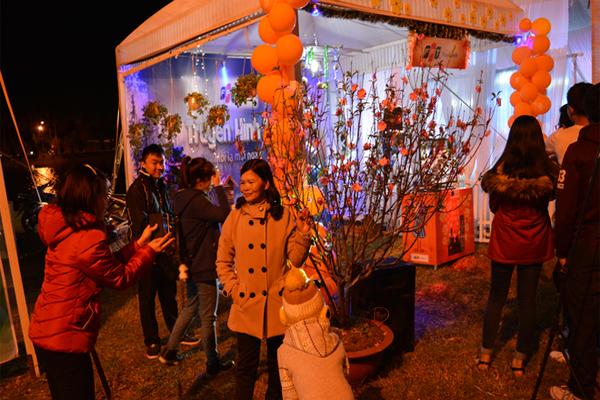 Quảng Bá Truyền Hình FPT Tại Lễ Hội Festival Hoa Đà Lạt 3