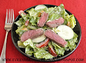 New York Steak Salad with Gorgonzola