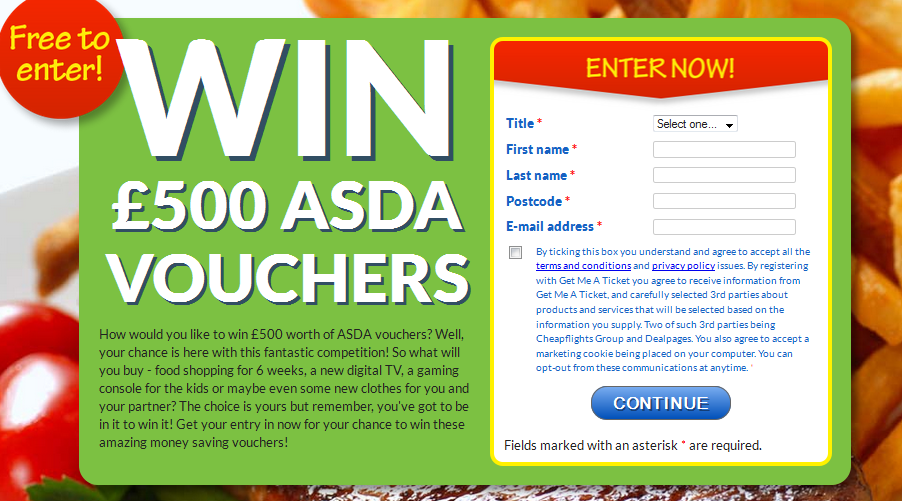 Free Samples – Samples of Vouchers