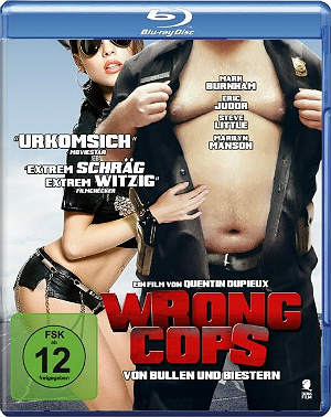 Baixar wrong cops blu ray cover news Wrong cops BRRip XviD & RMVB Legendado Download