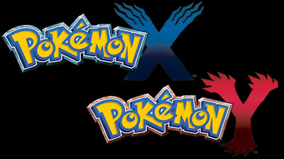 Pokemon X and Pokemon Y Logo - We Know Gamers