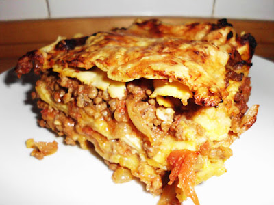 Lasagna | www.happyhealthymotivated.com