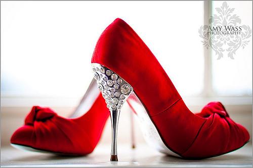 Simply By Tamara Nicole Seattle Weddings Wedding Shoes